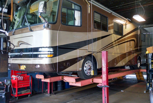 RV Repair and Basic Maintenance
